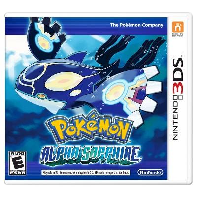 Pokémon: Alpha Sapphire - Nintendo 3DS