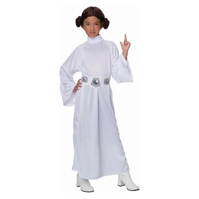 Girls' Star Wars Princess Leia Halloween Costume