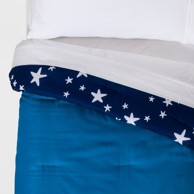 Seersucker Reversible Comforter - Pillowfort™
