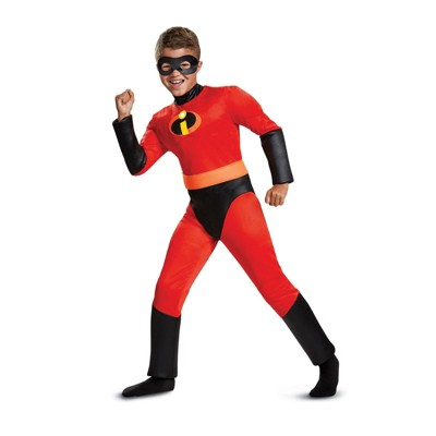 Incredibles 2 Boys' Dash Classic Muscle Halloween Costume - Disguise