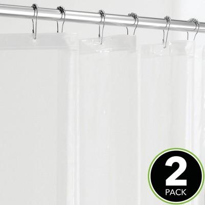 peva shower liner target