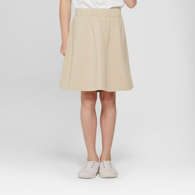 Girls' Knit Uniform Skater Scooter - Cat & Jack™