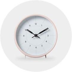 Target Clocks Living Room Cozy Rooms Home Decor
