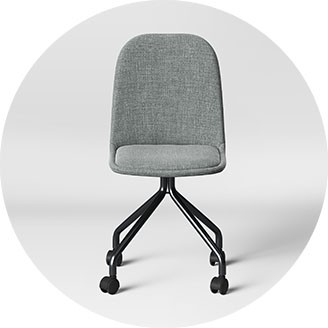 target round dorm chair microfiber oversized and ottoman college room furniture desks chairs