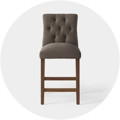 Nice Chair Stool Lifetime Stacking Chairs Bar Stools Counter Target Tufted