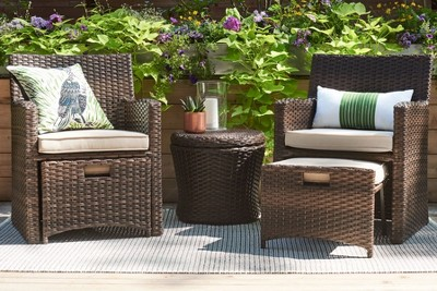 Outdoor Chair Set Outdoor Furniture And Patio Furniture Sets Target