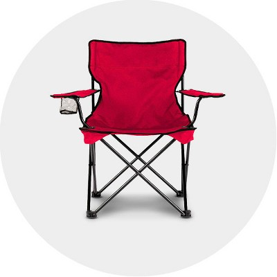 your zone flip chair target outdoor lawn chairs camping hiking gear portable tables
