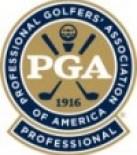 Logo for PGA Professional blue