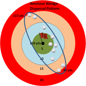 dispersal pattern Amateur wedge analysis 1
