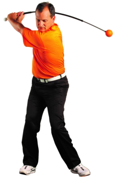 orange whip backswing