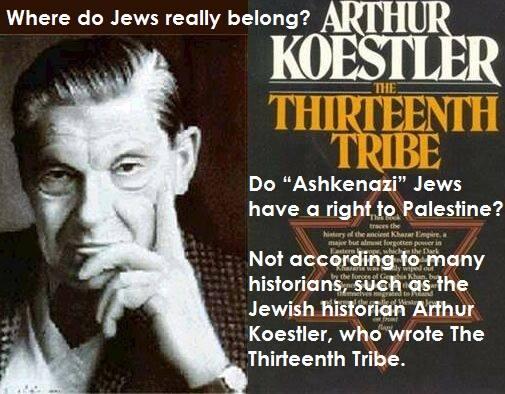 Where do Jews really belong