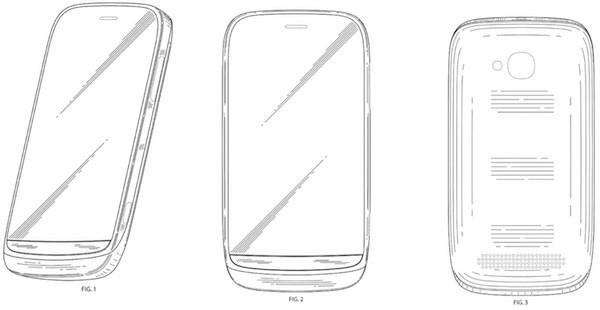 Nova patente da Nokia mostra o design de um possível