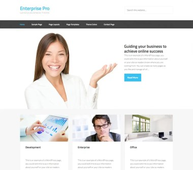 Genesis Enterprise Pro Theme by StudioPress