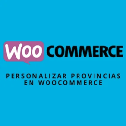 Modificar las provincias en WooCommerce