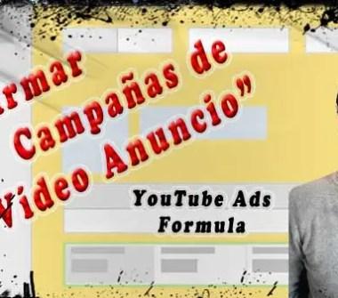 curso campaña video anuncio