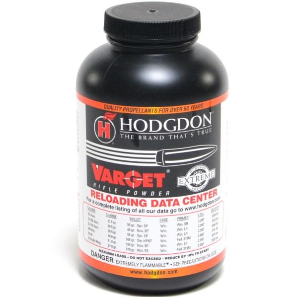 Hodgdon Varget Smokeless Propellant