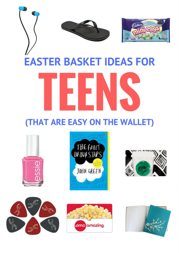 40+ Easter Ideas for Teens that Won't Break The Bank | If you're on a budget, these budget-friendly Easter gift ideas for teens will make your day. Perfect gifts for teens for Easter. | Easter Basket Ideas | Teen Gift Ideas |