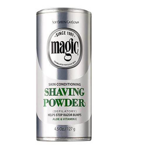 Magic Shaving Powder Skin Conditioning 4 5oz Target Mart