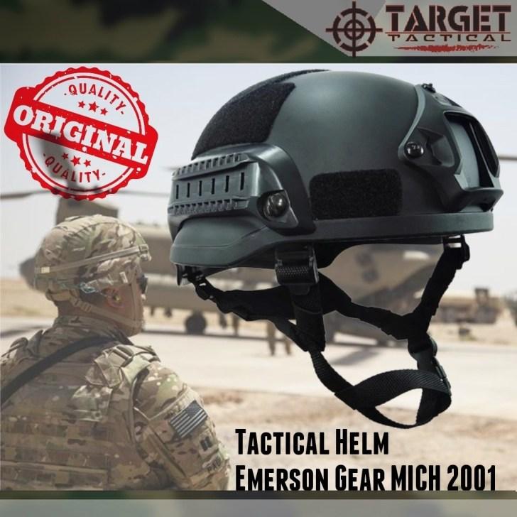 Aksesoris Helm MICH 2002 1