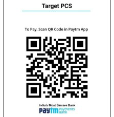 To Pay, Scan QR Code in Paytm App
