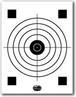 Still Another Source for FREE Printable Targets