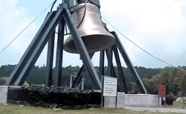 Which Is The Largest Functioning Swinging Bell Of The World