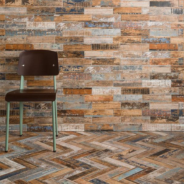 loft distressed wood effect 280x70 wall floor tile