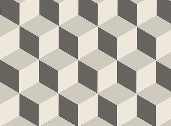 Olde English Art Deco Pattern Floor Tile Per M2 Target Tiles
