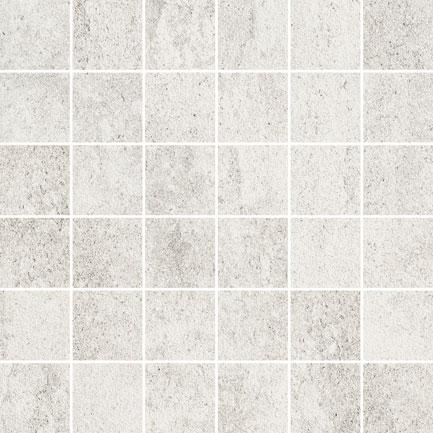 luna white mosaic 300x300x10mm