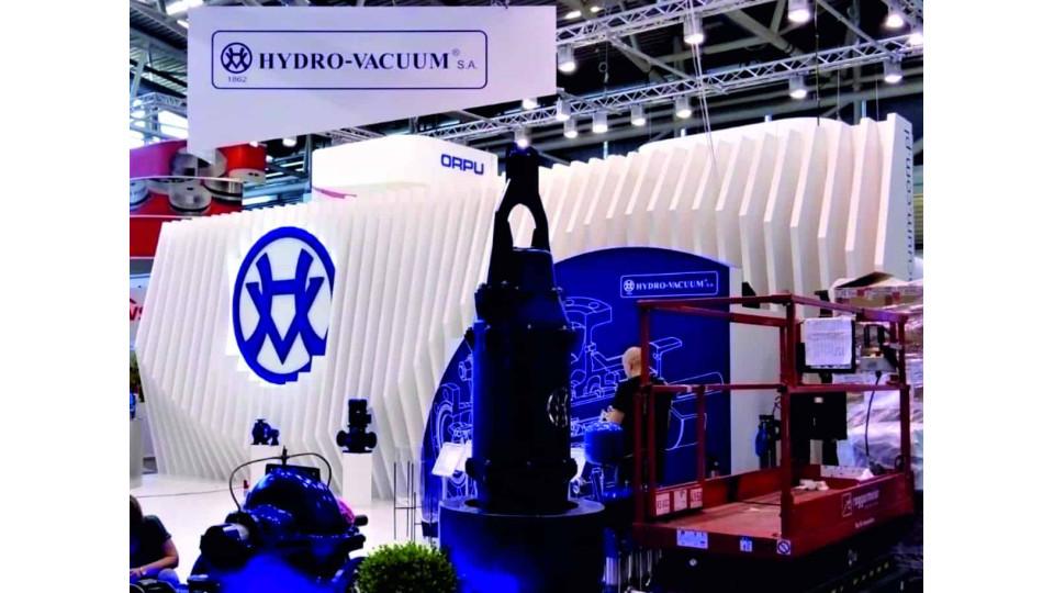 Hydrovacuum