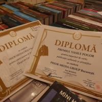 Premiile acordate în cadrul Târgului de Carte Librex 2017