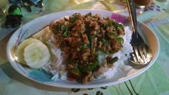 Pad Kra Pow Moo