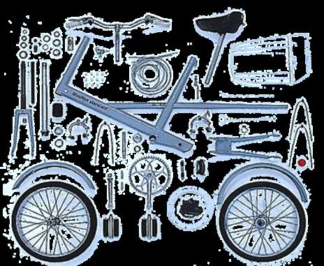 Demonte Bisiklet