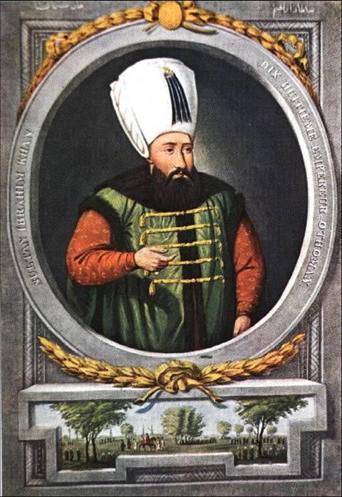 Veziriazamın öldürülmesi ve Sultan İbrahim'in tahtan indirilmesi