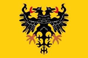 Kutsal Roma-Germen İmparatorluğu'nun bayrağı.