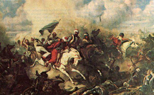 osmanli,ordu teşkilatı,yeniçeriler