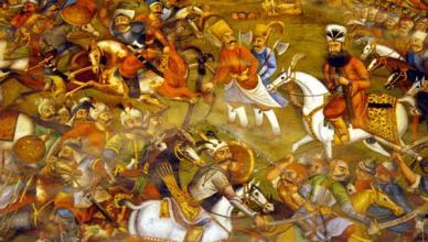 çaldıran savaşı resmi