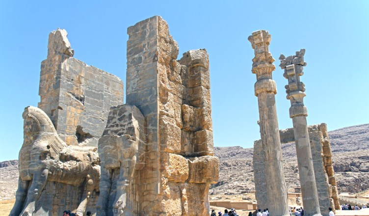 İran'ın antik şehri: Persopolis
