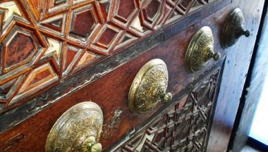 Sultan Ahmet Camii Kapısı