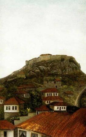 Şeker Ahmed Paşa - Hisar ve Evler Eseri 1899