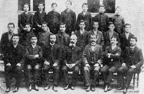Ermeni Cemaati Üyeleri - Trabzon