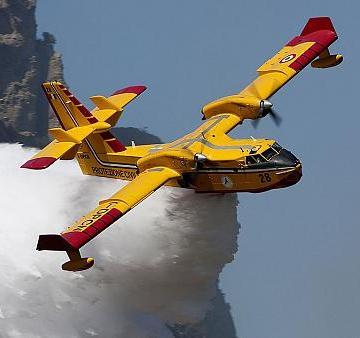 Orman Yangılarına Yeni Uçak Desteği