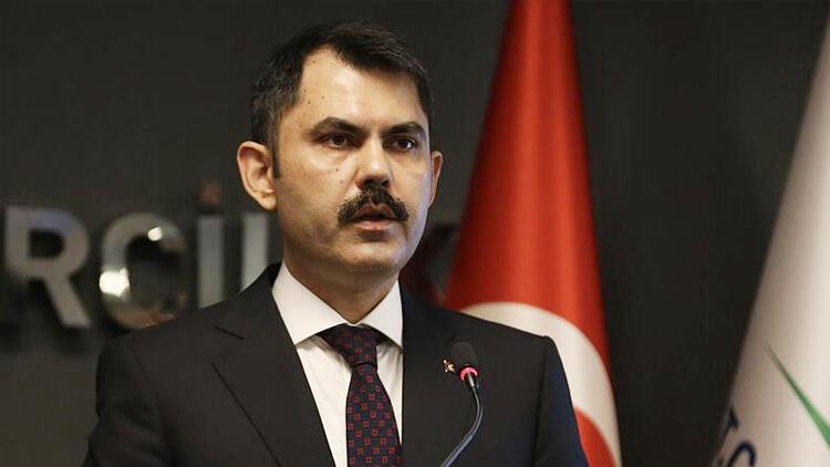 Çevre ve Şehircilik Bakanı Kurum'dan, Hatay'daki Yangına İlişkin Açıklama