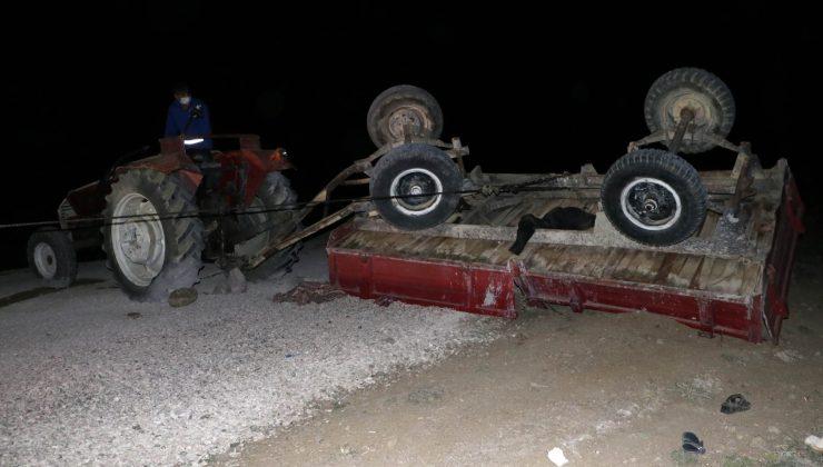Piknik Dönüşü Traktör Faciası! Çok Sayıda Ölü ve Yaralı Var