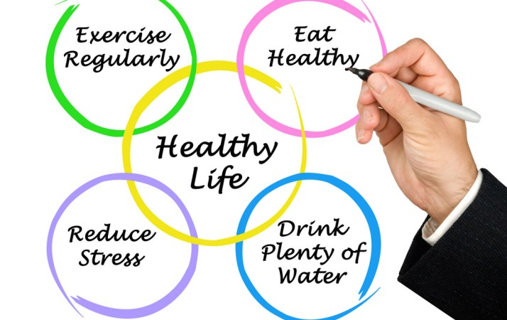 How To Maintain Healthy Weight Health And Fitness For A
