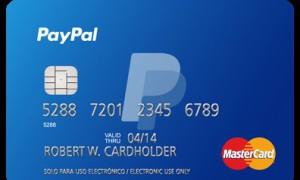 Conozca la tarjeta prepago de Paypal