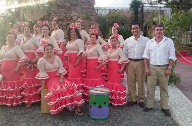 Coro rociero Virgen de Villaverde & trébol de Água