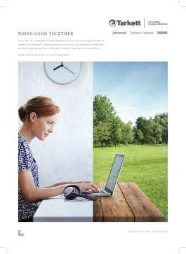 ASU Tarkett Sustainability Ad