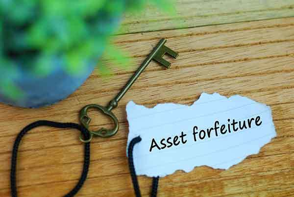 Federal Asset Forfeiture
