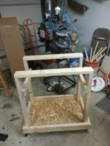 Engine Stand Built